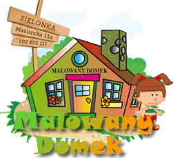 Malowany Domek Logo